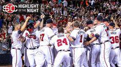 Braves clinch playoffs!!!