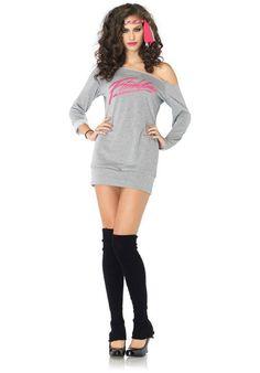 Flashdance+Costume+-+Leg+Avenue+Costumes+at+Escapade