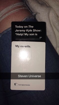 To non Steven Universe fans this must look really bad but what it means is that when Greg's wife gave birth to his son, she gave him her life force which is her gem and she can't exist without her gem💎 Funny Memes, Jokes, Funny Pics, Funny Quotes, Steven Universe Funny, Lol, Thing 1, Force Of Evil, Believe