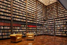 "bookshelfporn: ""Stony Island Arts Bank, Chicago. Image: Tom Harris © Hedrich Blessing. Courtesy of Rebuild Foundation. """