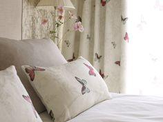 Tecidos Sanderson, colecção Woodland Walk. À venda na Nova Decorativa! #decoração #tecidos #homedecor #fabric #Sanderson