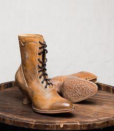 "<ul> <li>Genuine full grain leather</li> <li>Leather embossed outsole, nail head heel, pointed toe</li> <li>6.75"" shaft height, 2"" heel</li> <li>Made in Mexico</li> </ul>"