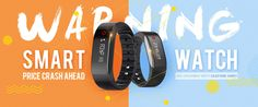 Smartwatch Flash Sale & Summer Giveaway From Gearbest Smart Watch Price, Hands Free Bluetooth, Fitbit Alta, Smartwatch, Gadgets, Giveaways, Coupons, Summer, Accessories