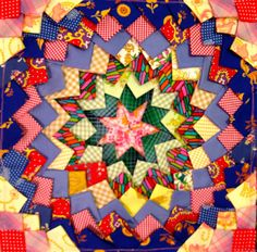 nifty quilts: Doin' the Pine Burr