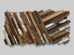 This wood wall art is made to order and has a 2-3 week lead time before shipping. Each piece of art is handmade one at a time with real wood and