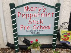 """Mary's Peppermint Stick Preschool in Grayslake is where they nurture """"Caring…"""