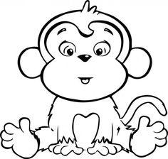 Monkeys Coloring Pages Worksheets Loving Printable Free Printable Monkey Coloring Pages For Kids Cute Baby Monkey Coloring Pages Colo. Monkey Coloring Pages, Lego Coloring Pages, Dinosaur Coloring Pages, Coloring Pages For Boys, Alphabet Coloring Pages, Animal Coloring Pages, Free Printable Coloring Pages, Coloring Books, Coloring Sheets