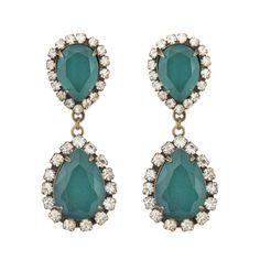 ABBA EARRINGS IN PINE #tiffany tiffany jewelry knockoffs