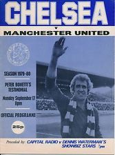 Football Programmes in Competition:Testimonial, Clubs:Chelsea Chelsea Football, Chelsea Fc, Peter Bonetti, Chelsea Players, Football Program, Manchester United, My Childhood, Legends, Soccer