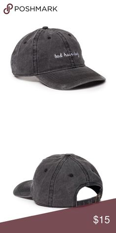 2ce5c8d4d68c David   Young Bad Hair Day Baseball Cap Dad Hat