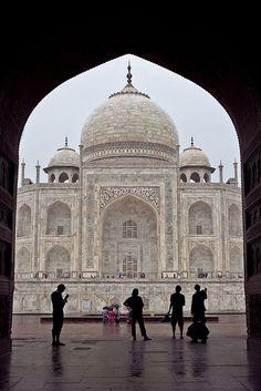 Taj Mahal. [Planned for May 2012]