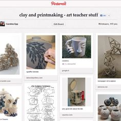 Hey fellow art teachers that follow this board, did you know that i have 8 other art teacher related boards? they range from a board about multicultural and mixed media art to examples of principles and elements of design in photos, to inspiring things that i think high school art students should see. check them out! -caroline