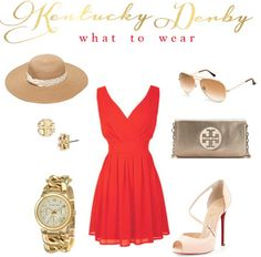 Kentucky Derby Outfit http://www.thesouthernthing.com/2014/04/what-to-wear-to-kentucky-derby.html