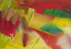 Gerhard Richter » Art » Paintings » Abstracts » Abstract Painting » 457-1