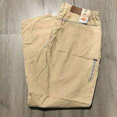 Vintage Lee Stone Tan Jeans Semi Elastic Waist Womens Plus 18 Short Tan Jeans, Khaki Pants, Elastic Waist, 18th, Stone, Clothes For Women, Wonderful Things, Vintage, Ebay