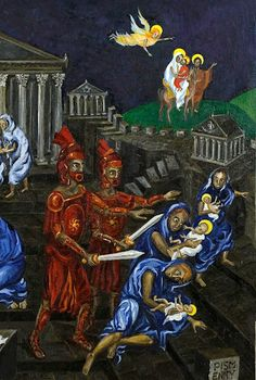December 28 The Holy Innocents