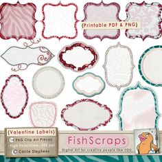 Free Printable Decoupage Papers | ... Art - Printable - Use for Collage, Decoupage, Invitations, & Cards