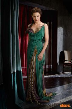 Spartacus- Lucy Lawless