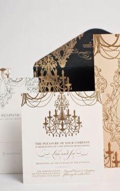 Chicago Wedding Planner Creates Masquerade Ball Wedding
