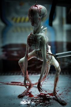 Exclusive: The Art and Making of Alien: Covenant book images! - Horror Movie News | Arrow in the Head