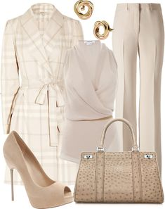 """Winter Whites"" by esha2001 ❤ liked on Polyvore"