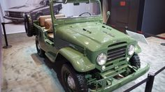 The Sexiest Truck At The 2015 Chicago Auto Show Is 54 Years Old
