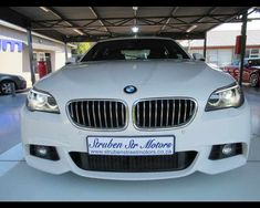 Buy Excellent 2015 Bmw 5 Series M-sport A/t Sunroof+xenon Fsh for sale In Pretoria / Tshwane, Gau.