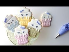 Ice Cream Cookies!SweetAmbs