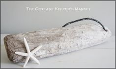 Old Buoy by TheCottageKeepers on Etsy, $24.00