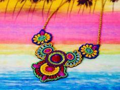 Festiva Beaded Necklace