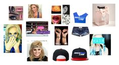 """Leah getting the win for SD Live Women (Note: I know Team Raw won)"" by thefuturemrsambrose ❤ liked on Polyvore featuring WWE, Hollister Co., Forum, OBEY Clothing, Color Me and Abercrombie & Fitch"