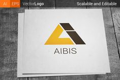Letter A Company Logo by Krukowski on Creative Market