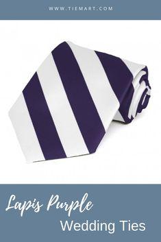 11 Length TieMart Boys Sapphire Blue Solid Color Zipper Tie