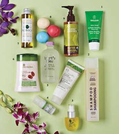 Certified natural - The best eco-friendly beauty products