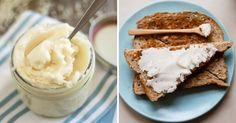 Recept na domáce kokosové maslo, ktoré si zamilujete! Jemné, krémové, voňavé a vegan friendly! Návod ako postupovať a pripraviť maslo z kokosu Milk Recipes, Homemade Gifts, Mashed Potatoes, Ice Cream, Ethnic Recipes, Desserts, Food, Whipped Potatoes, No Churn Ice Cream