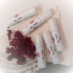 Lag lip-balm selv med rose Lip Balm, Lipstick, Rose, Beauty, Beleza, Pink, Lipsticks, Roses, Cosmetology