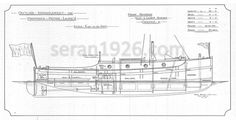 IV. Motor Yachts - M.Y. Seran Yacht Design, Boat Design, Motor Yachts, Cabin Cruiser, Dinghy, New Engine, Motor Boats, How To Plan, Water