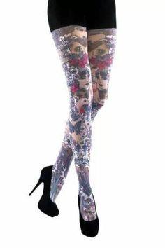 eaf04716b3500 12 Best Marie antoilette images | Thighs, Socks, Tights
