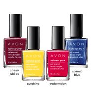 NAILWEAR PRO+ Nail Enamel - Avon nail polish available in 45 colors and 4 finishes. Check out reviews and ingredients at http://eseagren.avonrepresentative.com/