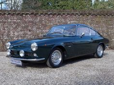 ASA 1000 GT Coupe Ex President of ASA register, full history from new, restored condition! Coupé 1965 | Gallery Aaldering