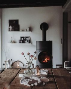my scandinavian home: Before and After: Old Stables Become a Beautiful Country Home Vintage Wardrobe, Wood Ceilings, Scandinavian Home, Modern Country, Concrete Floors, Rustic Kitchen, House Rooms, Stables, Beautiful Homes