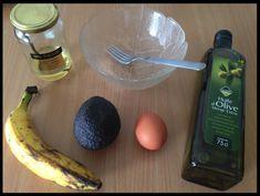 Masque hydratant fait-maison pour cheveux crépus, frisés et bouclés