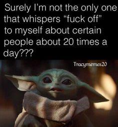 Yoda Meme, Yoda Funny, Funny Jokes, Hilarious, Work Memes, Work Humor, Yoda Images, I Hate Work, Ems Humor