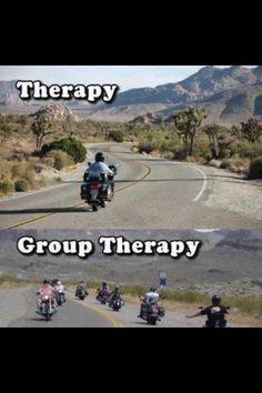 Our kind of therapy