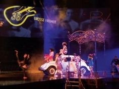 LOVE by Cirque du Soleil is a must see show for Beatles fans in Las Vegas. Learn more on the Turnberry Towers blog.