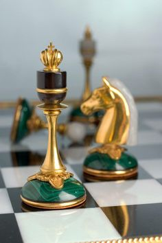 CHESS ♜ Fancy chess pieces