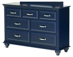 7 Drawer Dresser, Drawers, Kids Dressers, Kids Bookcase, Living Room Redo, Double Dresser, Nursery Furniture, Cozy Bedroom, Cribs