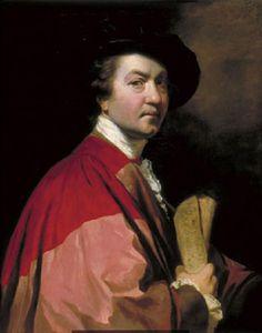 Joshua Reynolds - Self-portrait 1776