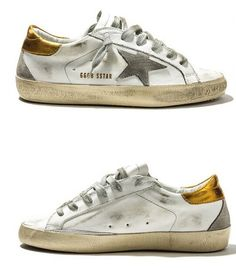Aliexpress.com: Acheter 2015 New femmes GGDB chaussures Golden Goose Super star en cuir véritable or chaussures de sport hommes femmes sport appartements décolletées g23d121 p1 de p1 téléphone fiable fournisseurs sur ATT store