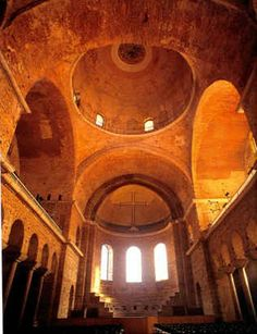 See 999 photos and 75 tips from 6581 visitors to Aya İrini Historical Architecture, Art And Architecture, Hagia Irene, Byzantine Art, Hagia Sophia, Early Christian, Old Building, Medieval Art, Art History